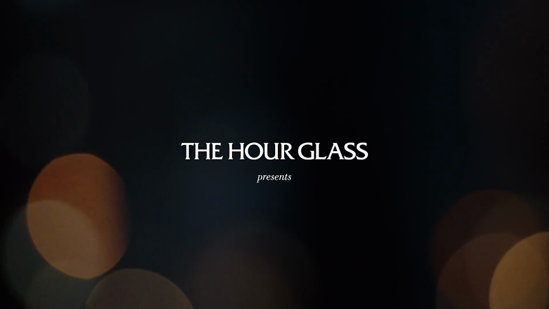 THE HOUR GLASS - David Adjaye
