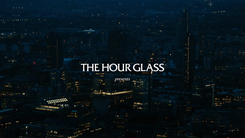 THE HOUR GLASS - Marc Newson