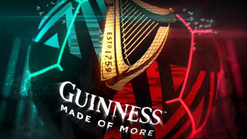 Guinness - Night Football (Teaser)