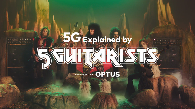 5G Explained by 5Guitarists