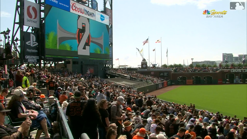 SF Giants - Foghorn Salute