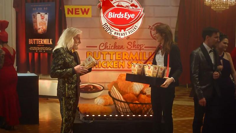 Birds Eye Chicken Shop