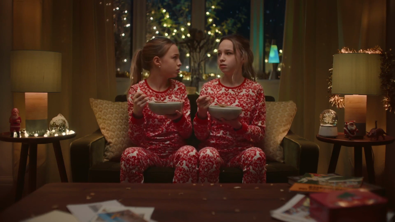 "M&S ""Go Pyjamas for Christmas"""