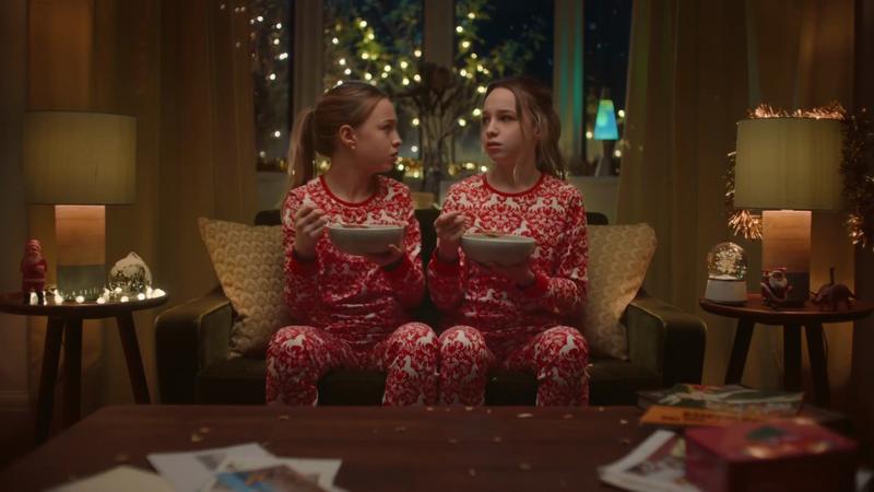 """M&S """"Go Pyjamas for Christmas"""""""