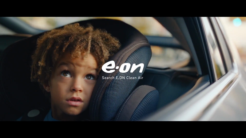 "EON ""Lets Clean The Air"""