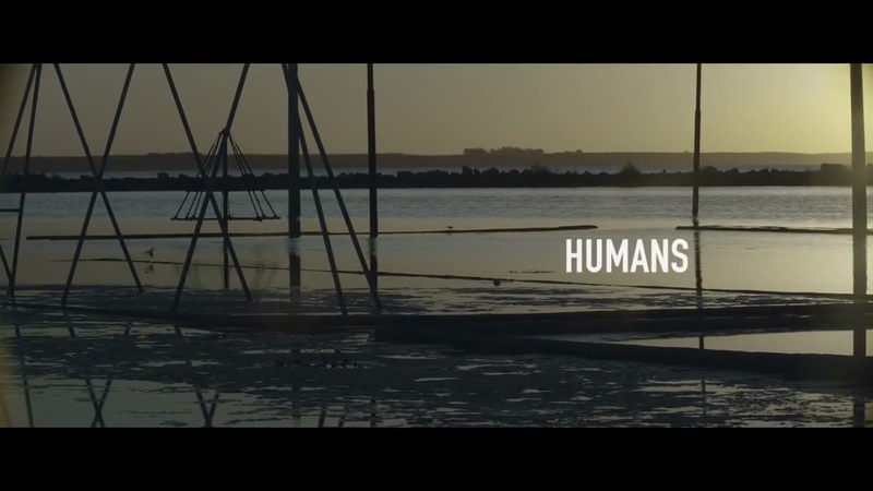 HUMANS by Bruno Aveillan