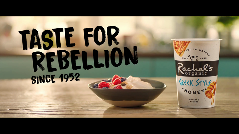 Krow - Rachel's Yoghurt 'Taste For Rebellion'