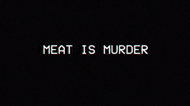Short Film - Meat Is Murder