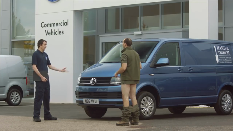 Volkswagen Commercial Vehicles - Balls To Cancer