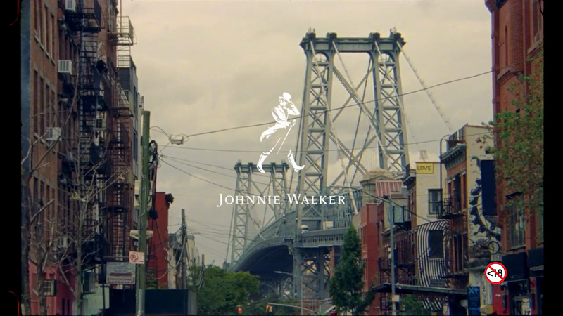 Johnnie Walker - Trevor Noah