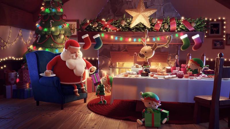 """Dobbies Garden Centres """"Christmas"""""""