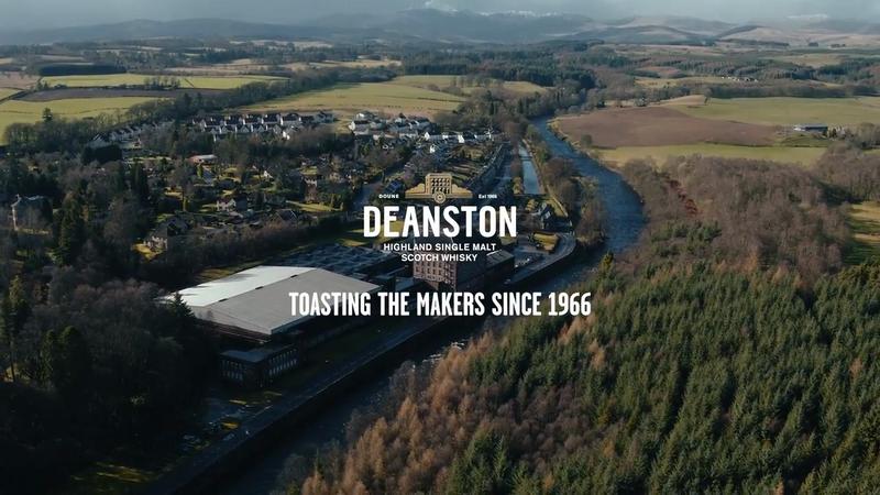 Deanston   A non-traditional brand campaign
