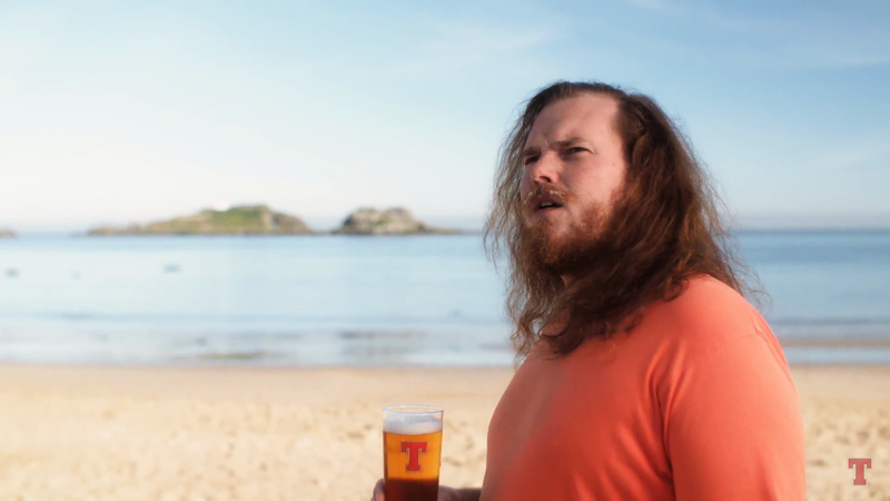 Tennents | A Sustainable Message