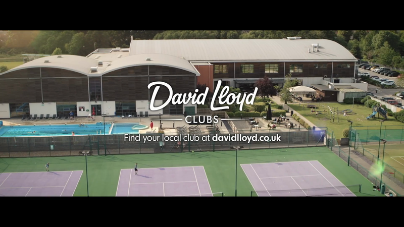 David Lloyd Clubs - 2020 TVC