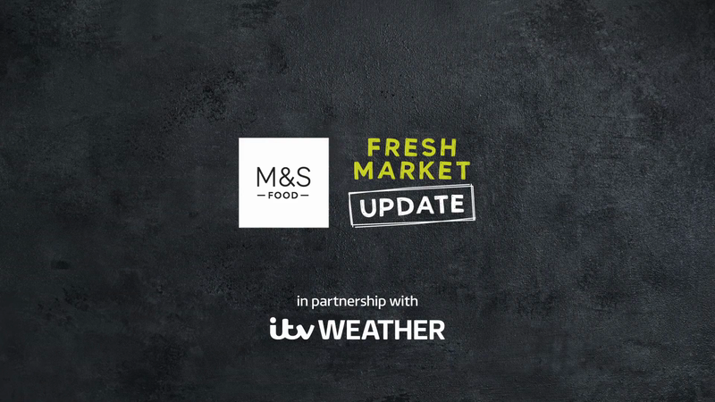 M&S Fresh Market Update Scottish Salmon Part 1