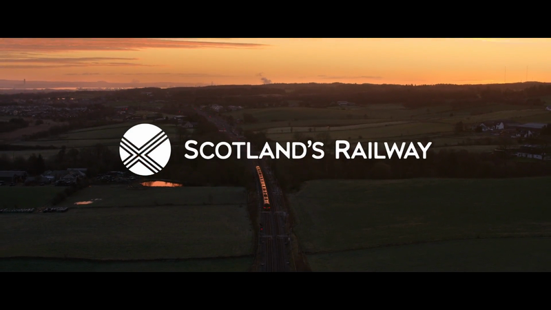Network Rail - Scotland's Railway - Better In The Making