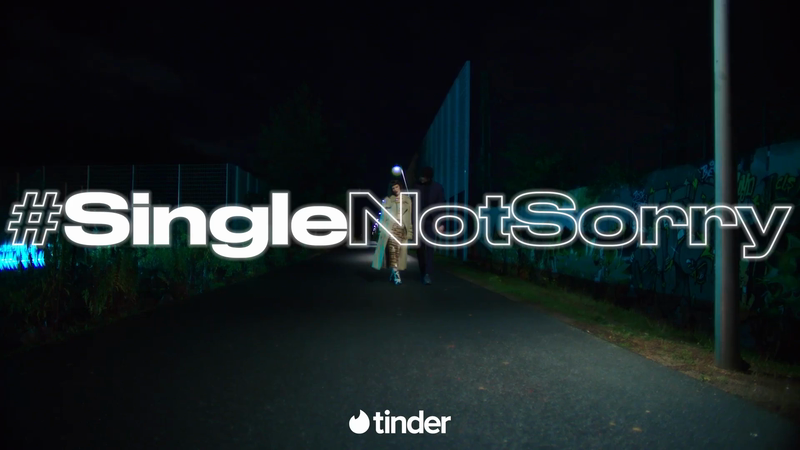 Tinder - Single Not Sorry