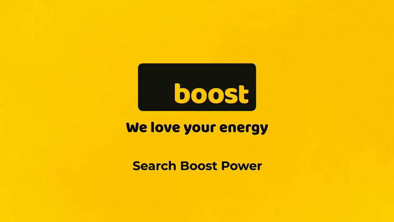 Snap London - Boost 'We Love Your Energy'