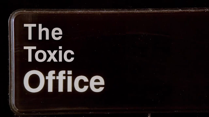 Casey House - The Toxic Office
