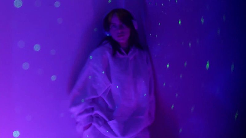 """Billie Eilish x Beats by Dre The Making of """"everything i wanted"""""""