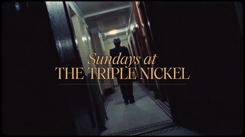 Crown Royal | Sundays At The Triple Nickel