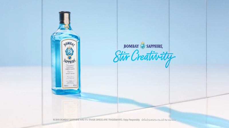 Bombay Sapphire 'Discover The Possibilities Within'