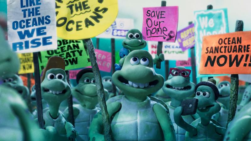 'Turtle Journey' Greenpeace