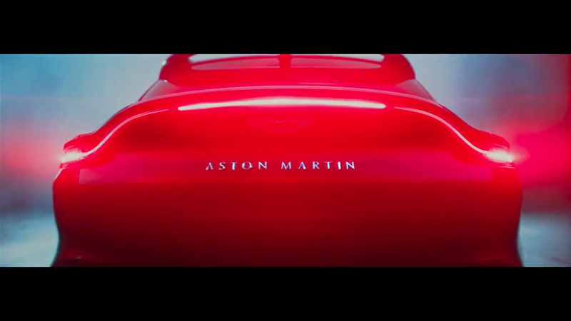 Aston Martin - Beautiful Is Relentless