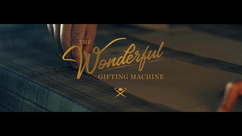 Hackett - The Wonderful Gifting Machine