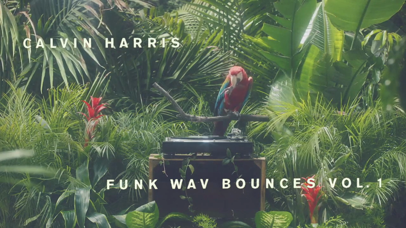 Calvin Harris - Funk Wav Bounces Vol. 1 - Album Preview (Commercial)