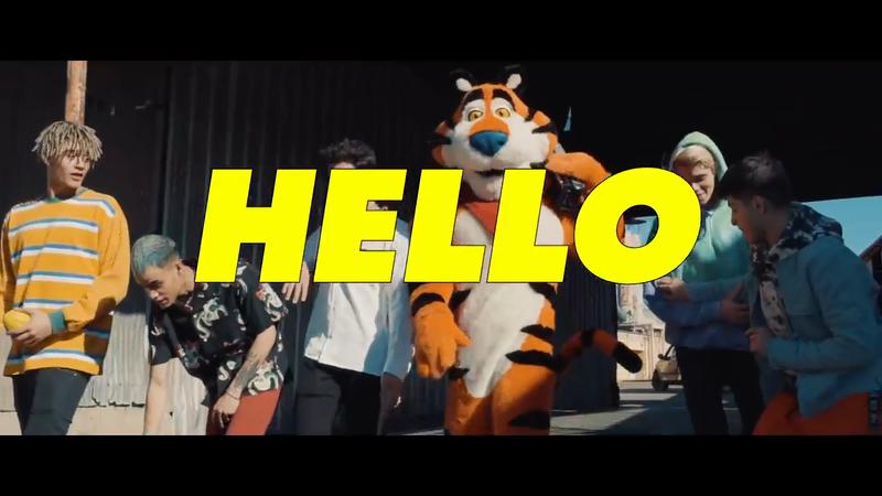 PRETTYMUCH and Kellogg's - Hello (Music Video)