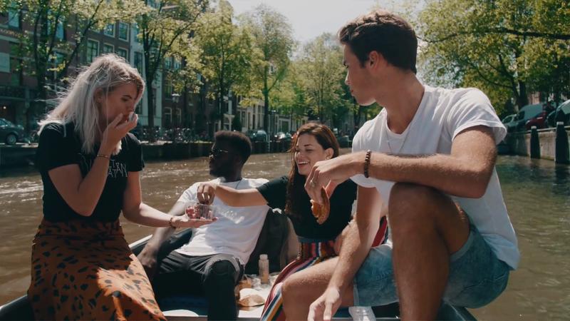 Contiki - Amsterdam