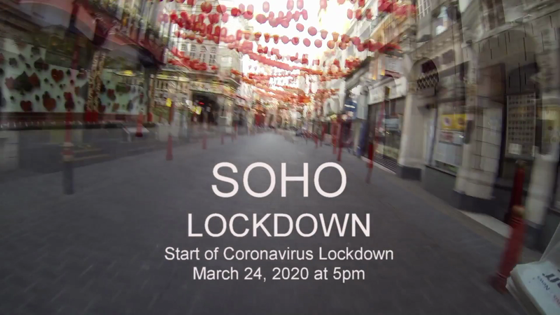 Metropolis Films - Soho Lockdown