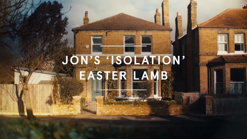 Tesco 'Jon's Isolation Lamb'