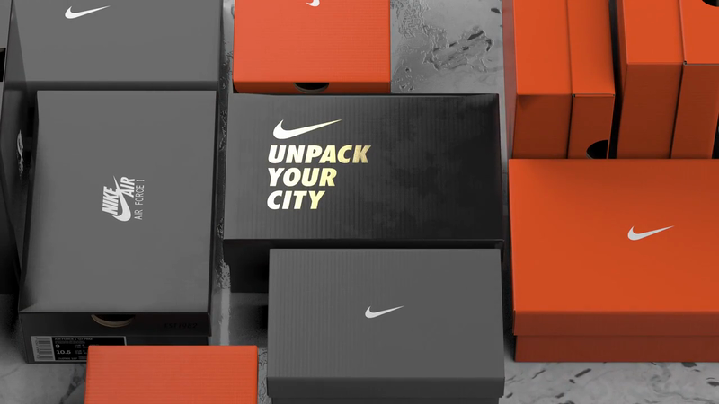 Nike: Unpack Your City