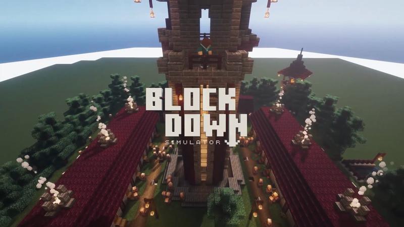 Minecraft: Blockdown Simulator