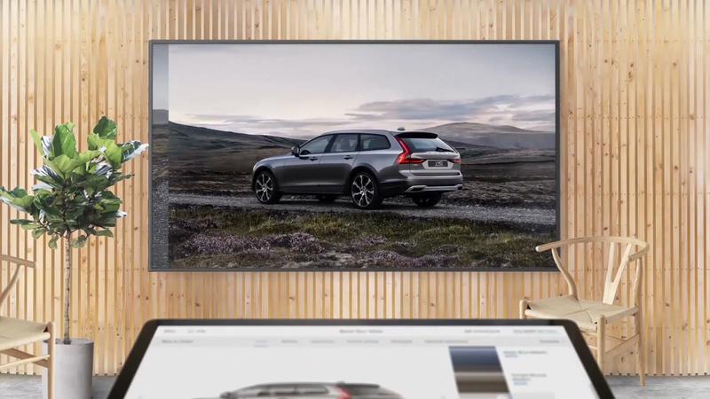 Volvo: Car Configurator