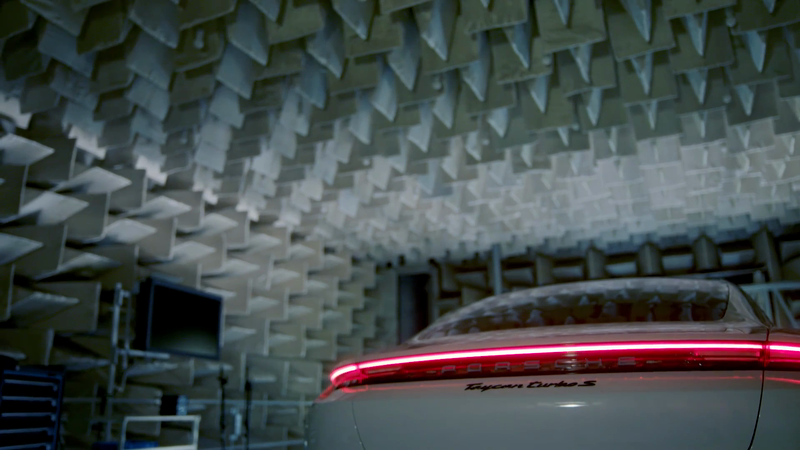 Porsche AG: Craftsmen behind the Taycan Episode 4
