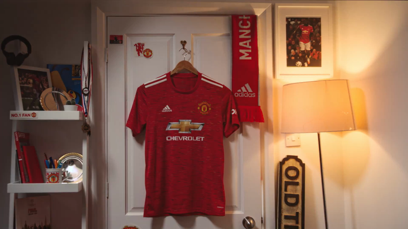 The Mill - adidas x Manchester United