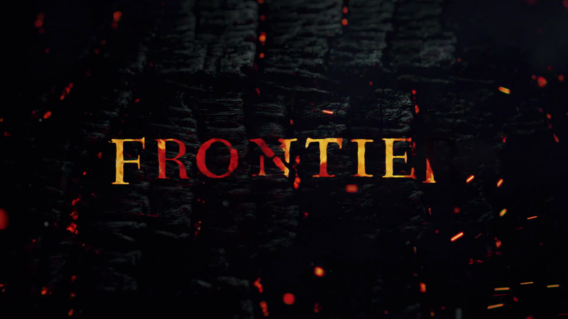 Frontier Opening Titles