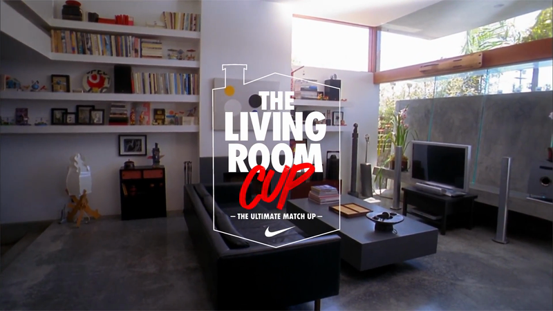 Nike - The Living Room Cup