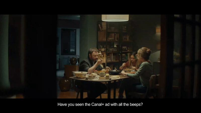 Canal+ & Netflix - The Big Set