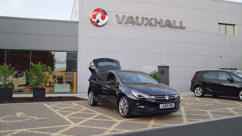 Vauxhall - Find your Everyday Freedom
