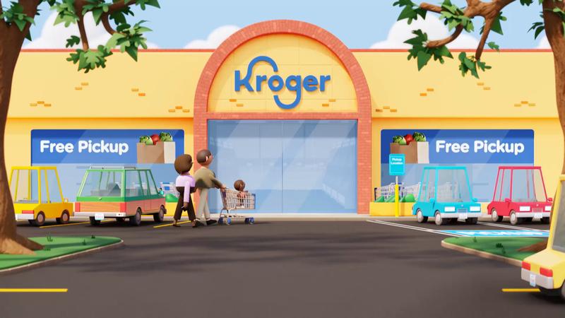 Kroger - Rebrand Campaign