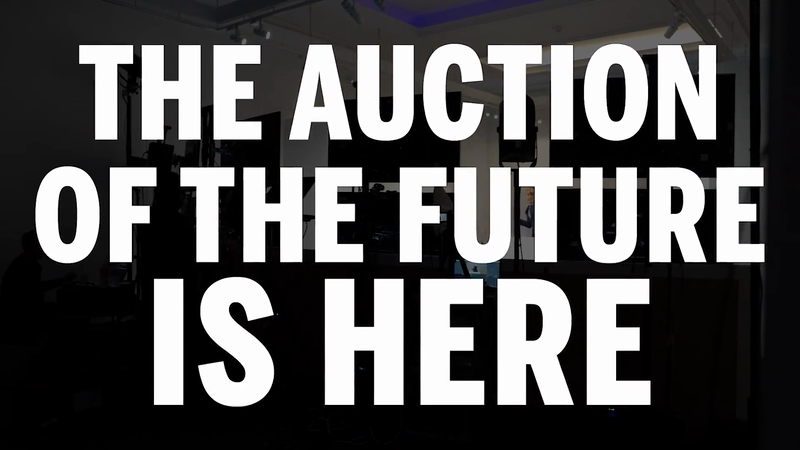 Sotheby's – Auction of the Future