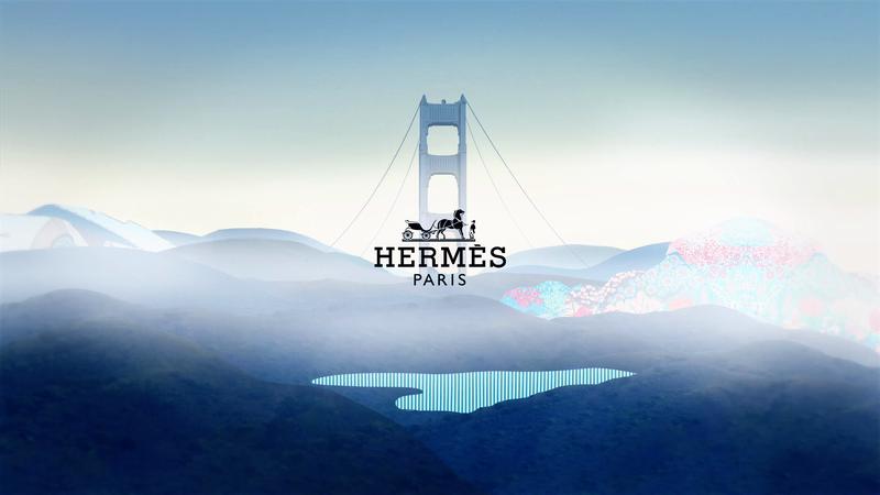 HERMÈS SAN FRANCISCO - ENDLESS JOURNEY