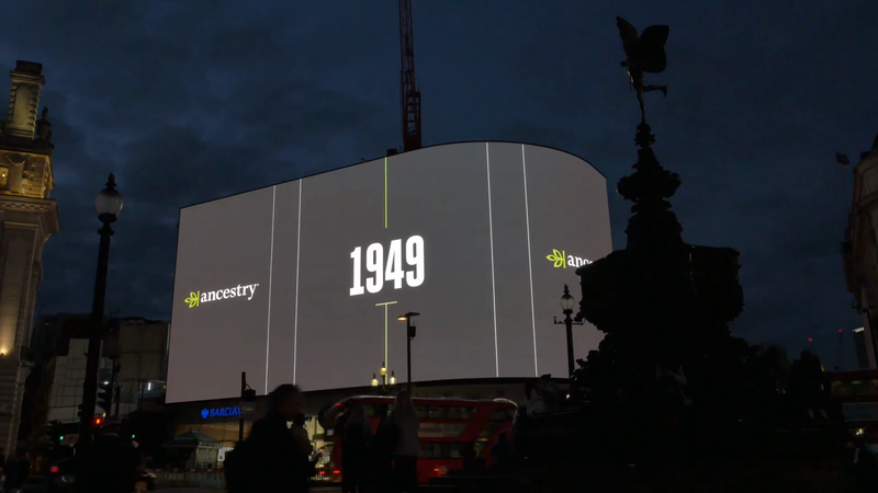 Ancestry: Piccadilly Lights