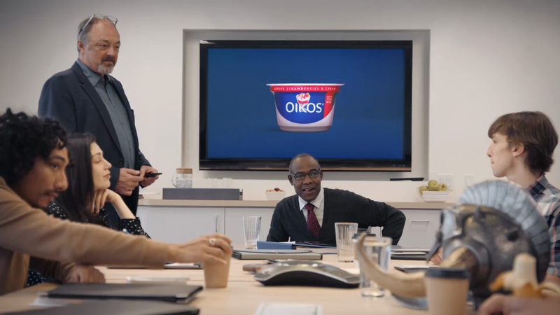 """Oikos """"Packaging"""""""