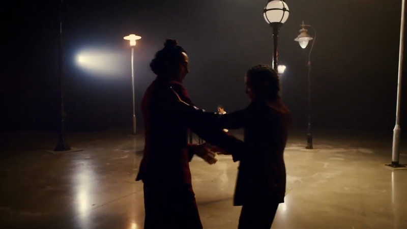 Rogue - Jamie Cullum 'Hang Your Lights'