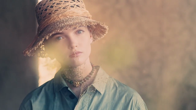 Dior 'Harmony with Nature' Campaign 2020